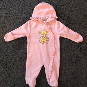 Winnie the Pooh coverall